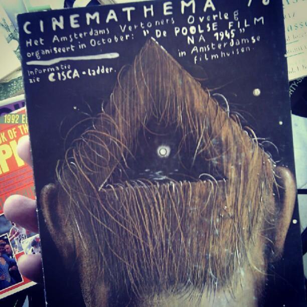 boeken van de gratis-meeneem-tafel: Cinemathema 78