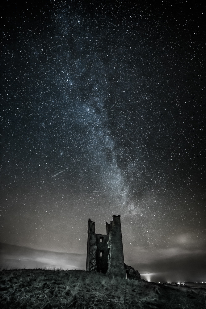 Lilburn mono | a mono version from my first nights astro pho