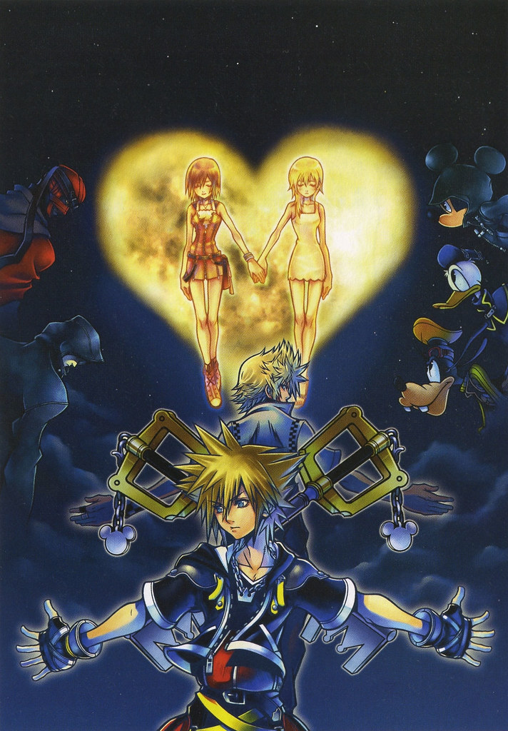 Kingdom Hearts Wallpaper Hd Iphone Wallpaper Kingdom Heart