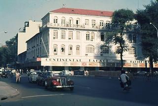 1967-8 Continental Palace Hotel Photo Saigon