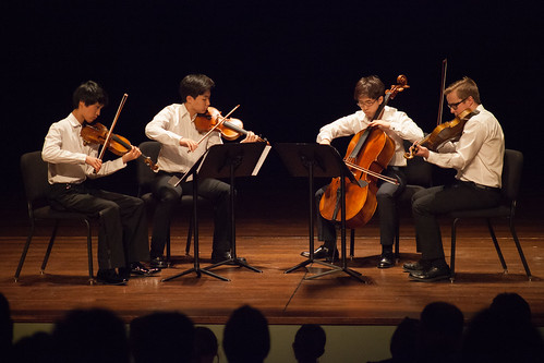 2016 Young Chamber Musicians Competition | by WDAV