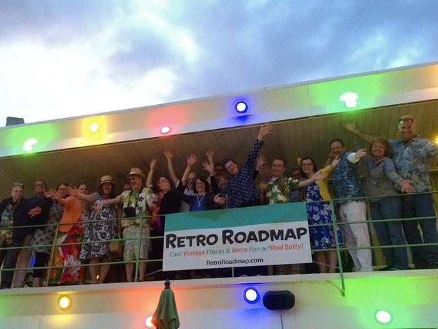 Retro Roadmap Wildwood Vintage Tiki Weekend 2016