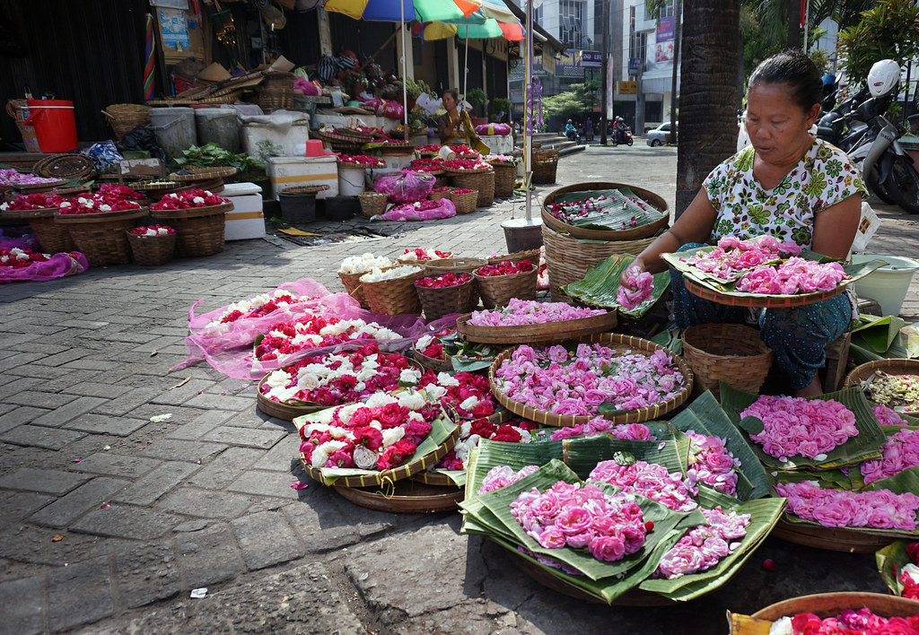 Pasar Kembang / Flower Market (open 24 hours a day) Solo