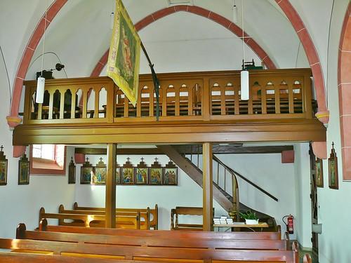 23. Innenansichten Kapelle