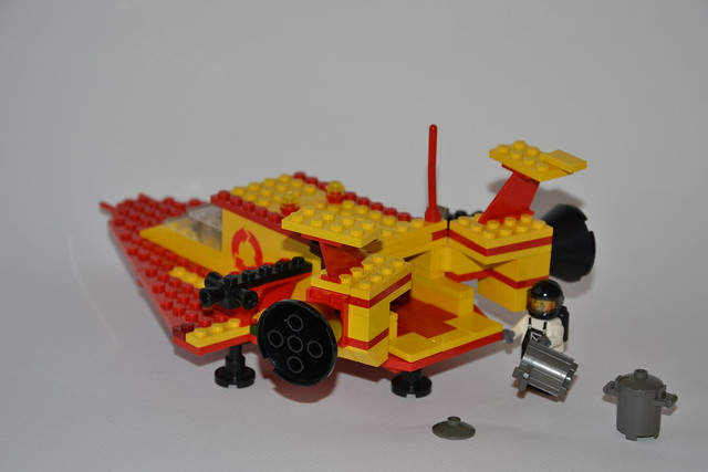 LL-924 Refuse Collection Cruiser