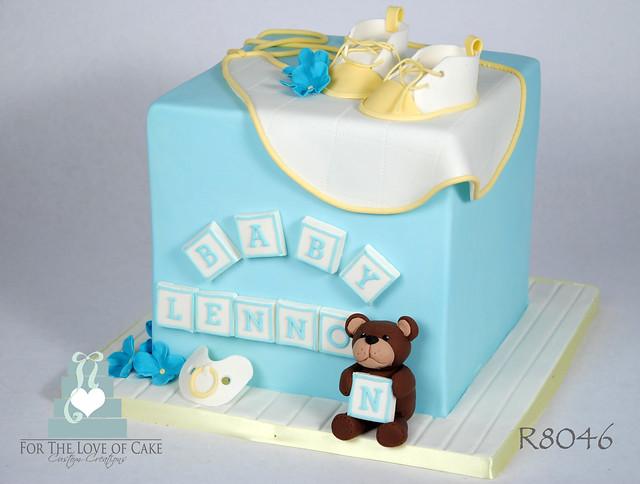 R8046-blue-baby-block-cake-toronto-oakville