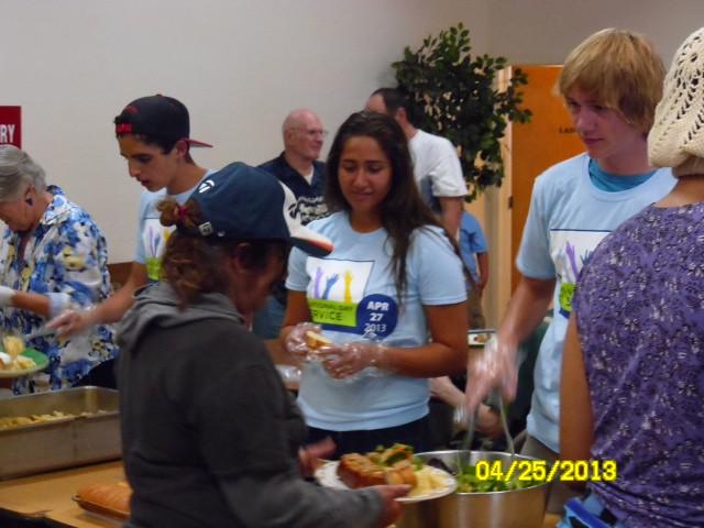 Soup Kitchen San Diego Area Team Afs Usa Intercultural Programs Flickr