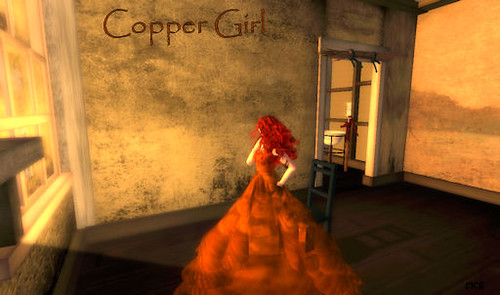 Copper Girl (tagged)