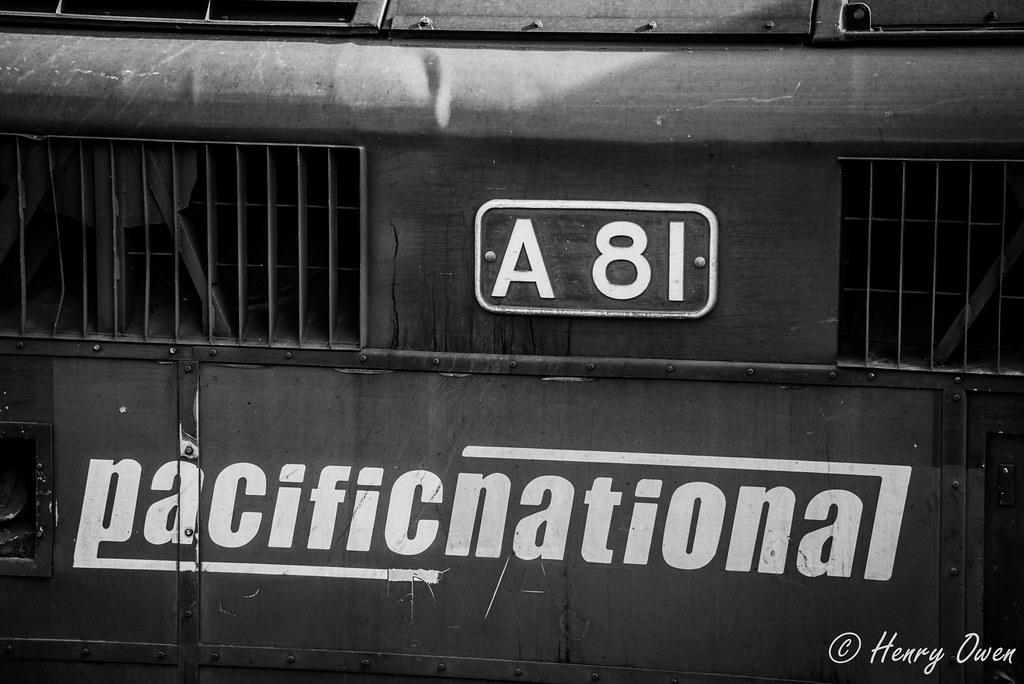 Locomotive ID by Henry Owen