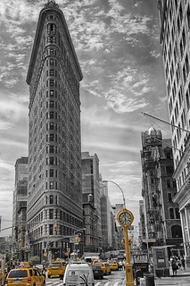Flat Iron bldg | by Tony L2008