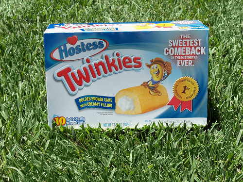 Rebirth of the Twinkies | by Prof Coverdale