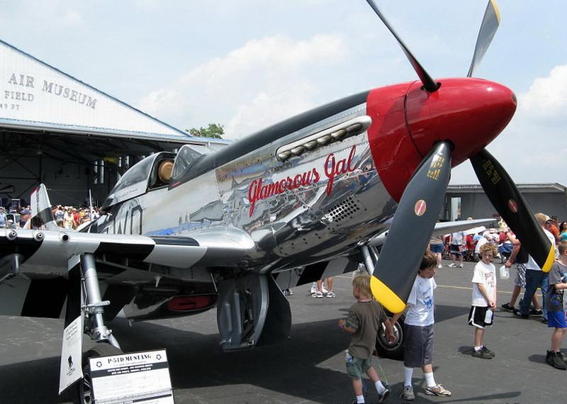 P-51 JANIE Mustang (7)