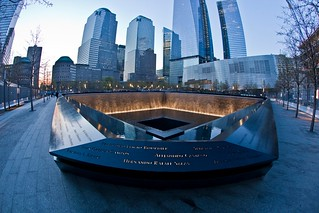 Inside the September 11th Memorial in New York City | by Anthony Quintano
