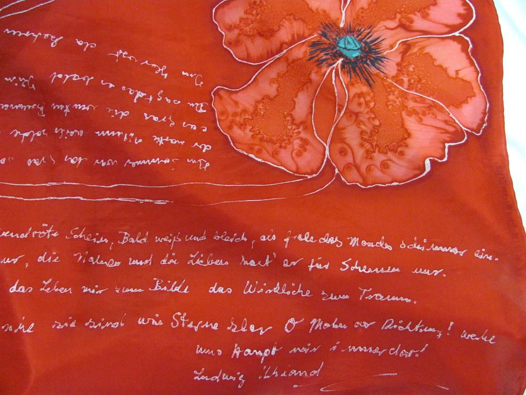 Gedicht mohn Todesfuge (Paul