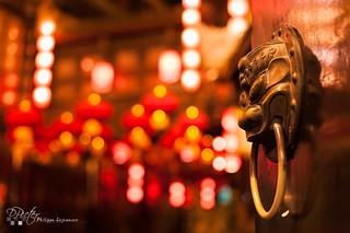 Chengdu - Jinli Lantern Festival by plej_photo - 乐让菲力