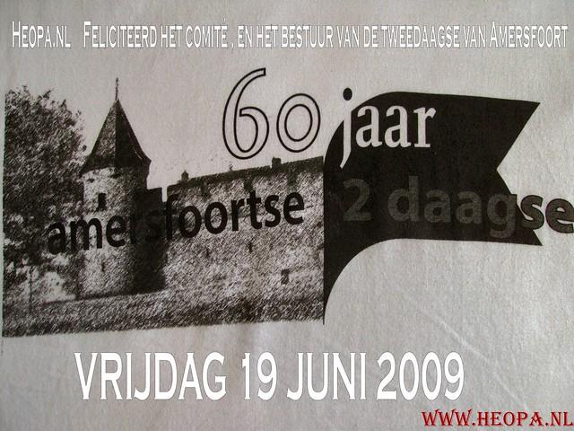 2 Daagse van Amersfoort 1e dag 19-06-2009 40 Km (0)