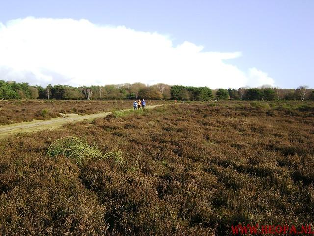 Baarn 40 Km    22-11-2008 (54)