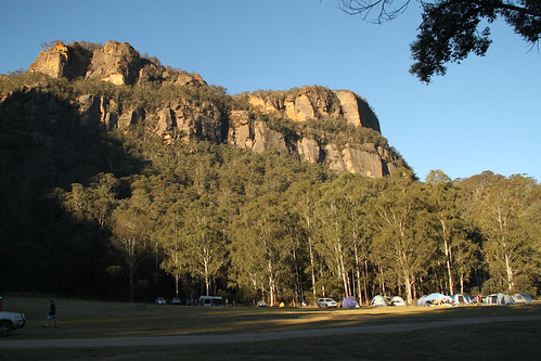 View from Newnes