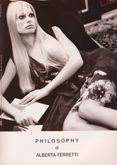 Philosophy by Alberta Ferretti 1995