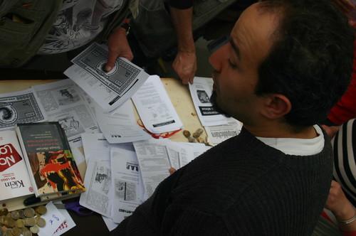Khaled présente le livre