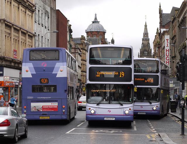 First Glasgow 33351/33371/33372