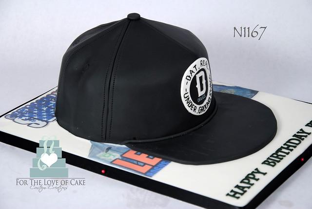 N1167-baseball-cap-cake-toronto-oakville