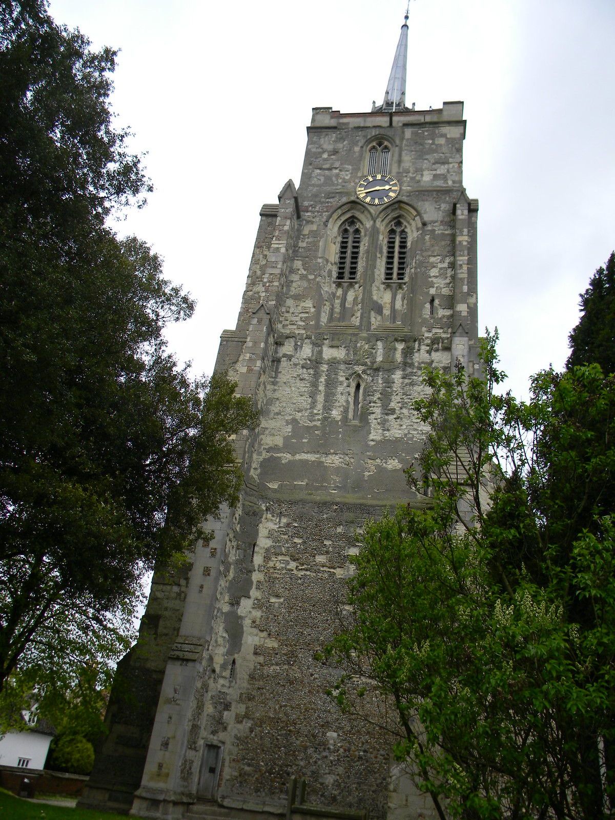Ashwell Church Tower Highest in Herts Baldock Circular