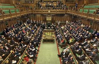 House of Commons: MPs debate 2013 Queen's Speech | by UK Parliament