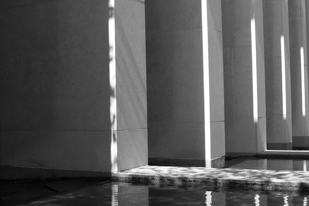 Light, Stone, and Water