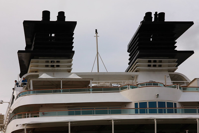 MS SEABOURN SOJOURN - Bordeaux, Port de la Lune, 15 mai 2013