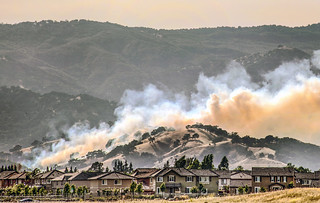 solano wildfire | by Robert Couse-Baker