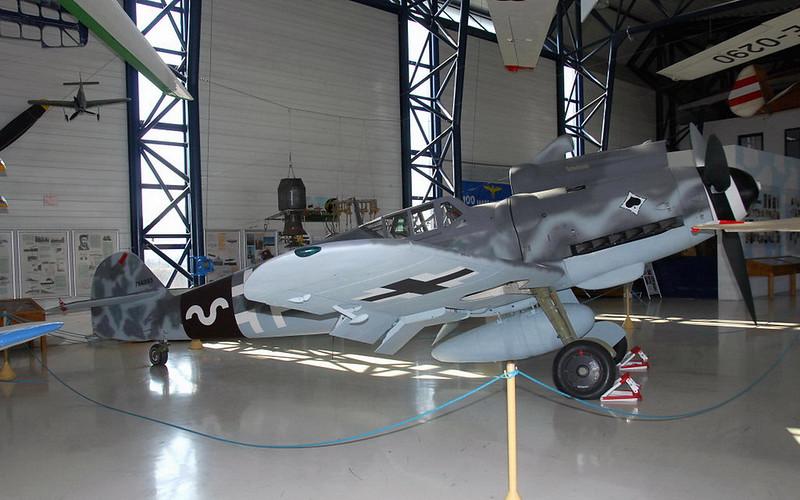 Messerschmitt Bf-109G-6 (2)