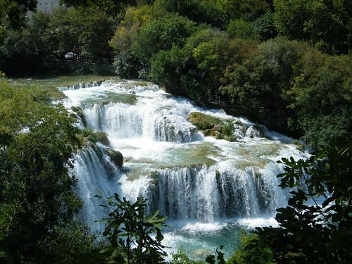 nationalpark croatia waterfalls croazia krka cascate parconazionale
