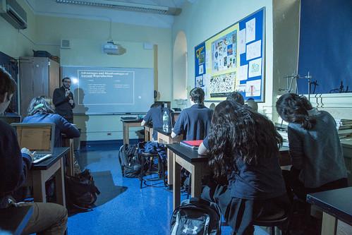 York Prep classroom   by yorkprep