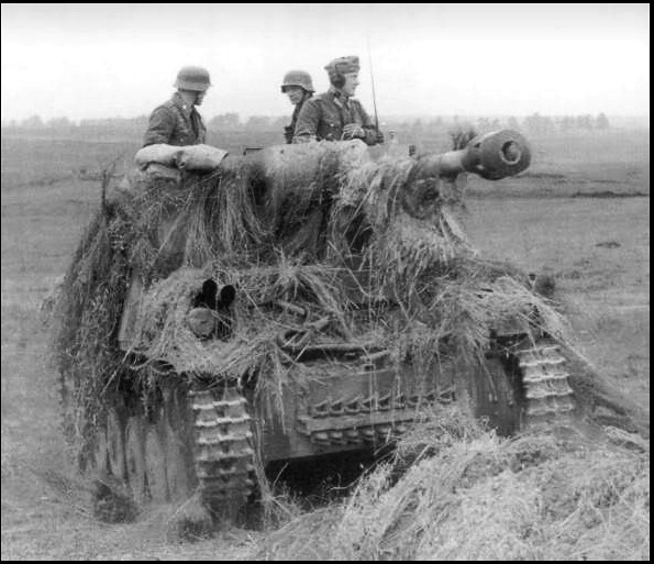 Marder III at Kursk
