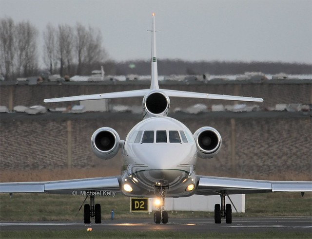 Blue Horizon Management LLC                            Dassault Falcon DA900                         N721HM