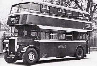 Hebble No 161 JX7991.