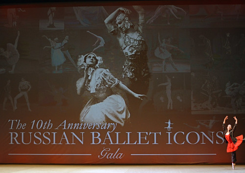 Russian Ballet Icons