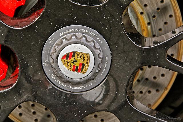 Reflection - Porsche