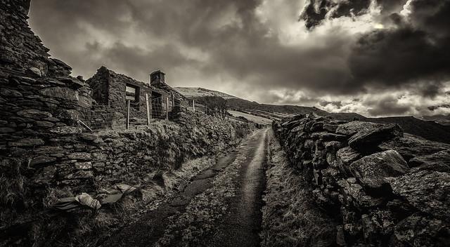 The long quarry mile