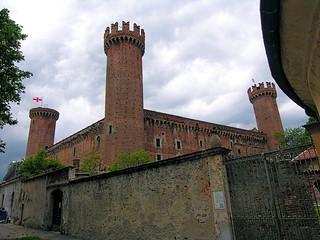 Castello di Ivrea | by Galli Luca