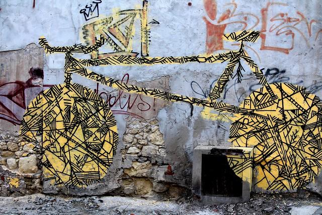 Street Art Cagliari - Crisa