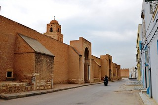 Mosque of Uqba - The Great Mosque