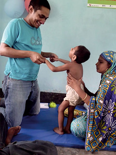 Training for parents of children with cerebral palsy. BANGLADESH | by Community Eye Health
