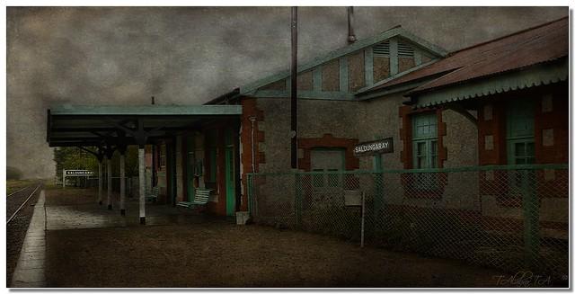 Estación Saldungaray