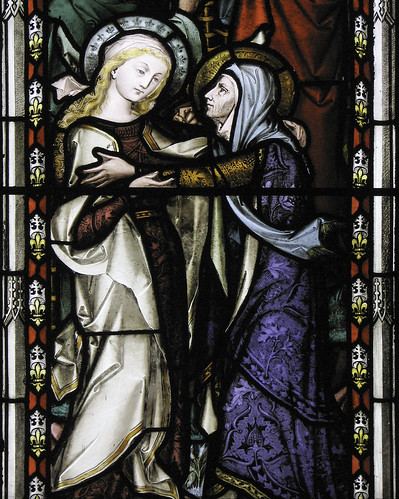 The Visitation   by Lawrence OP