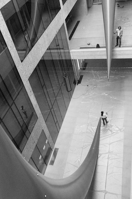 2009 - Installazione, Università Bocconi, Milano
