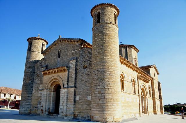 261 - Portada Oeste - Iglesia San Martín - Frómista (Palencia) - Spain.