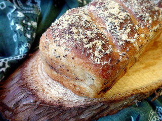 Sourdough Chia Seed Bread | by Baha'i Views / Flitzy Phoebie