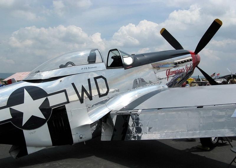 P-51 JANIE Mustang (8)